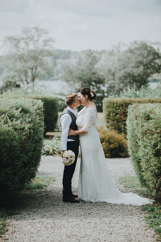 photo mariage lesbien