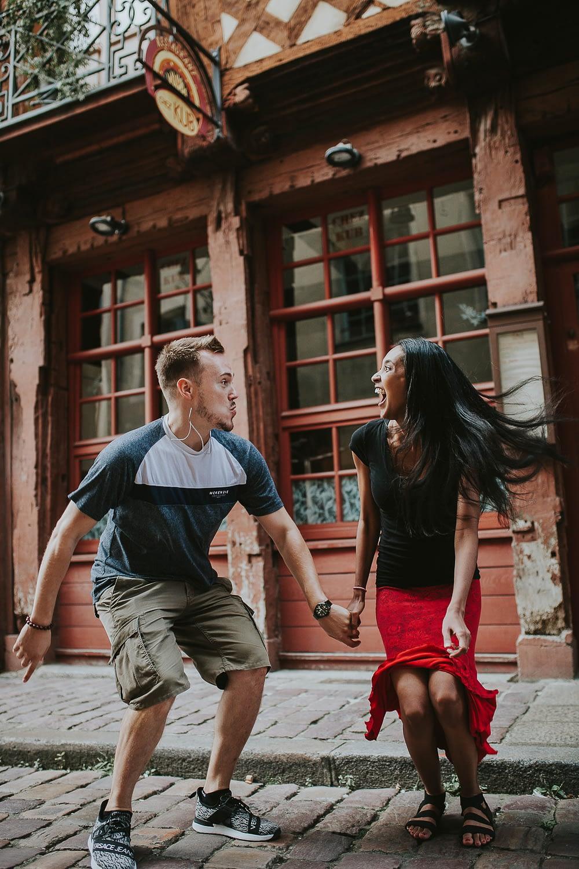 seance photo couple engagement rennes