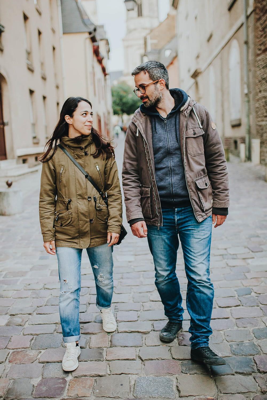 seance photo couple engagement rennes 34