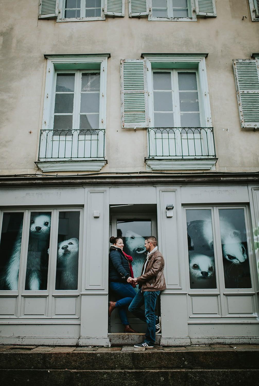 seance photo couple engagement rennes 54