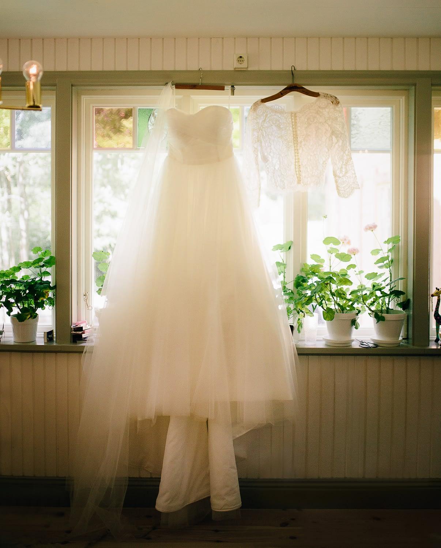 photographie robe de mariage