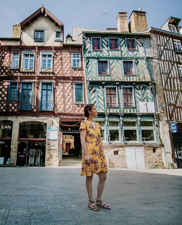 book photo professionnel rennes maisons colorés bretagne