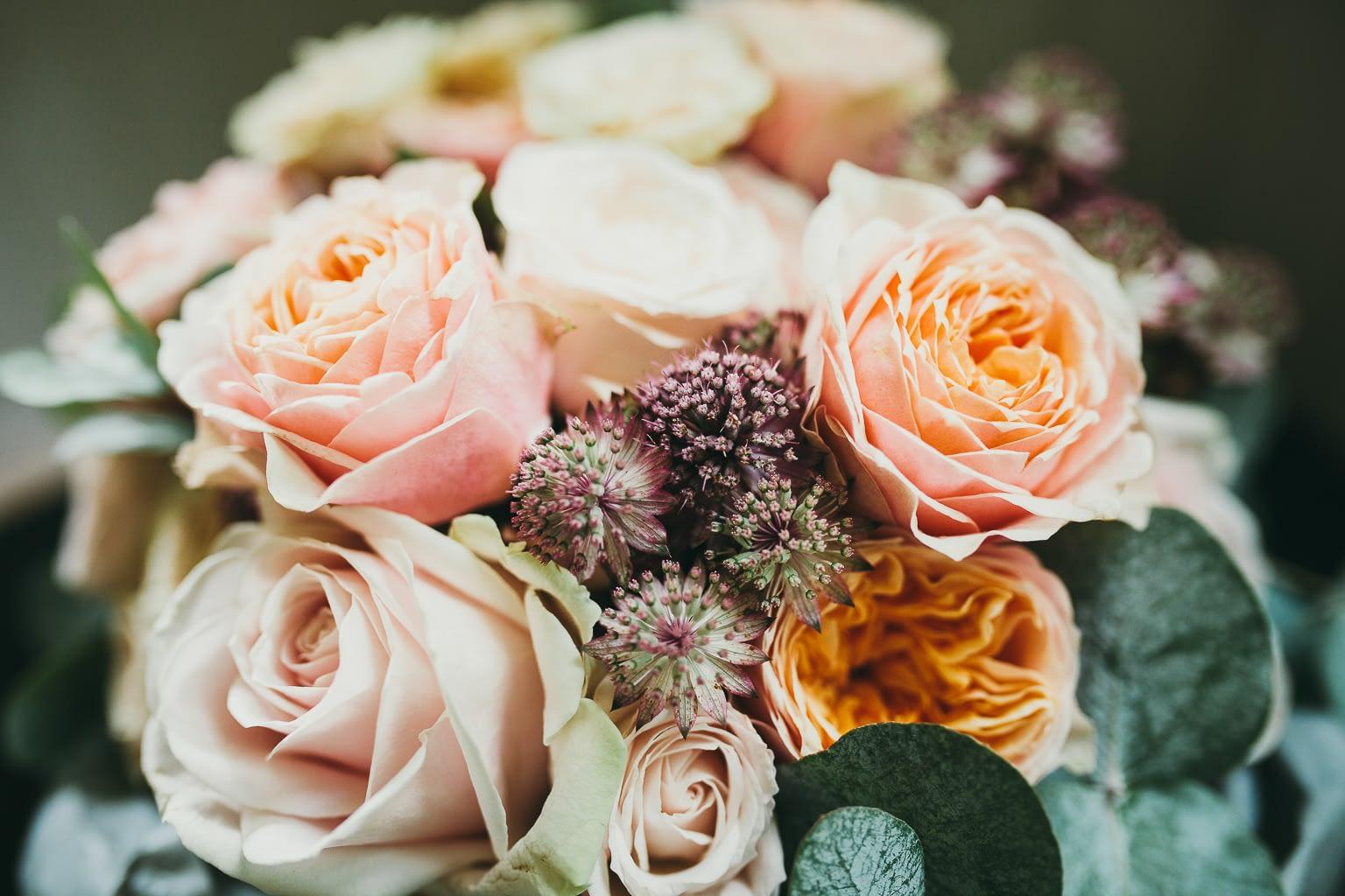 fleurs bouquet mariee mariahe