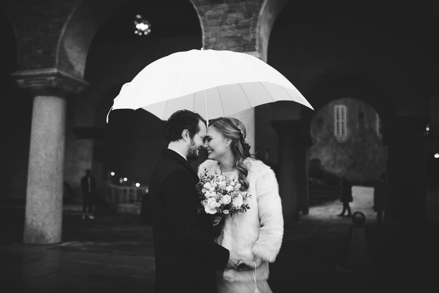 photographie original de mariage