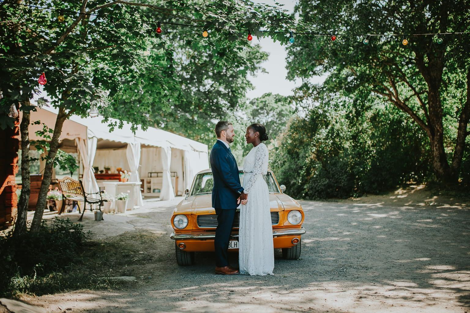 photos de mariage vintage