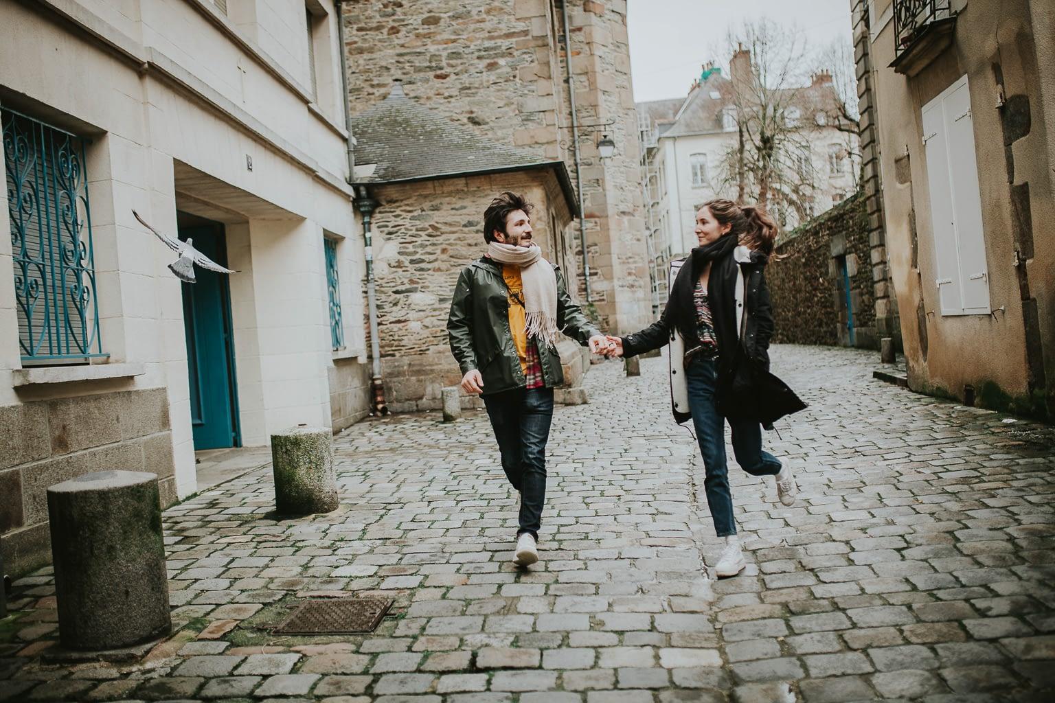 seance photo couple engagement rennes 30