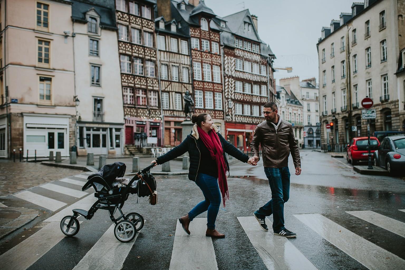 seance photo couple engagement rennes 59