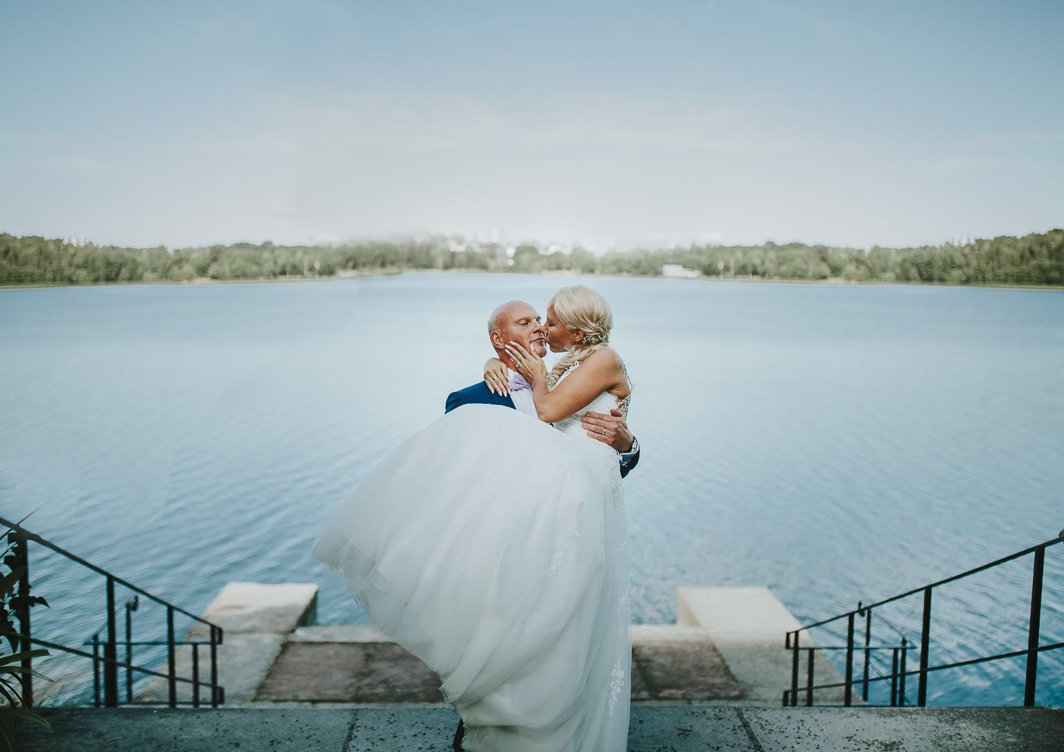 photographe de mariage bord du mer