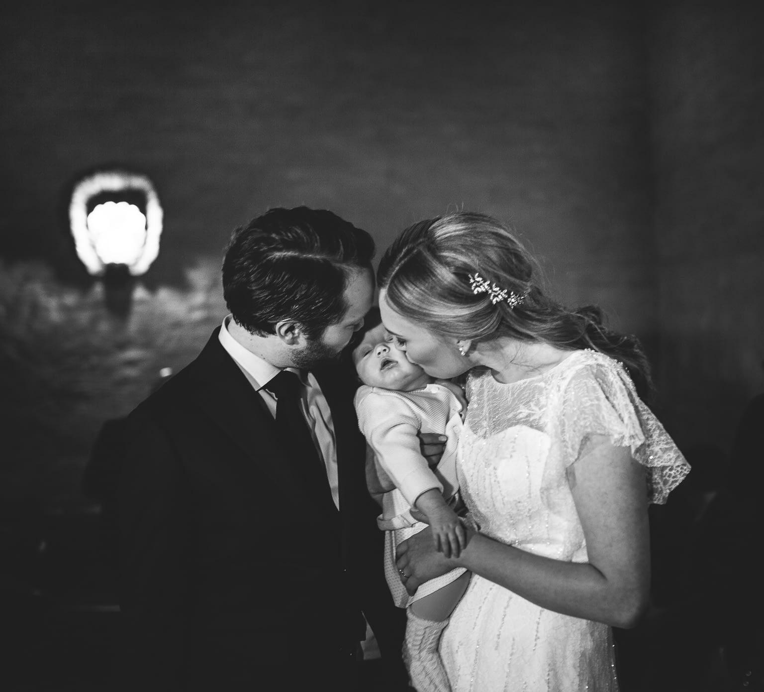 mariage avec des enfants