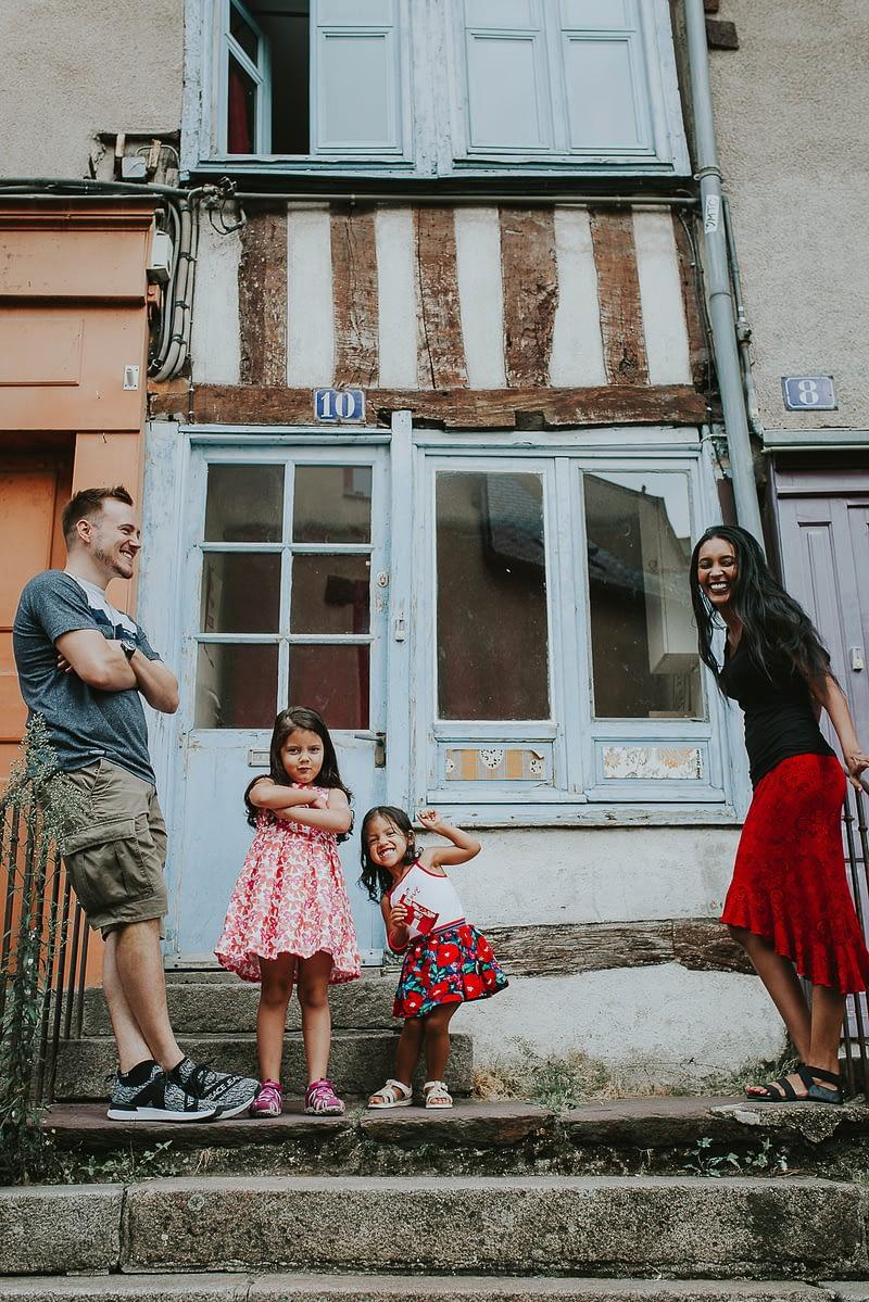 séance photo anniversaire familial à domicile à rennes 35 Bretagne 35