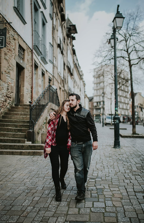 seance photo couple engagement rennes 22